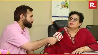 NCW Chief Rekha Sharma Speaks Exclusively To Republic TV Over Azam Khan's Comment