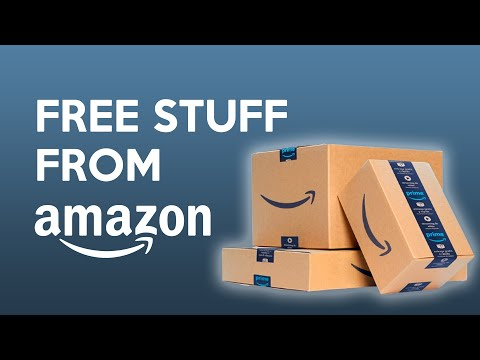 How to Get Free Stuff From Amazon | Get Bunch Of Products