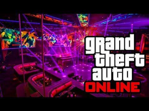 GTA 5 Online: Nightclub DLC Release Date Revealed! Trailer Info & More! (GTA 5 Online DLC)