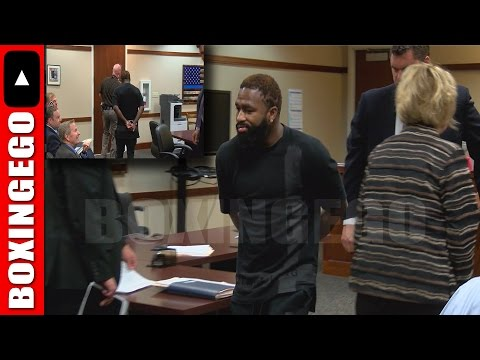 (WOW!!!) ADRIEN BRONER GOING TO JAIL...AGAIN! THROWN IN FOR CONTEMPT OF COURT (3DAYS) -BOXINGEGO