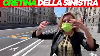 Silvia Sardone attacca: