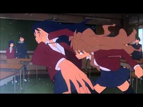 Escenas Anime - Toradora - Taiga VS Kano, conflicto y ...