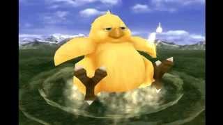 Let's Play Final Fantasy VIII Bonus Part 6 - Summon Showcase