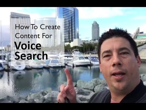 How To Create Content For Voice Search (Google Home, Siri, and Alexa)