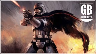 How Captain Phasma Got Her Armor | Geek Bits