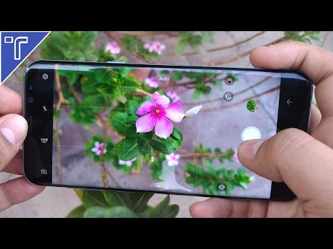 Samsung Galaxy S8 Plus Camera Review - All Camera Features Explained!