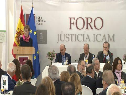victoria-ortega,-protagonista-del-foro-justicia-icam