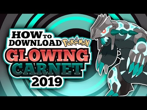 How To Download & Patch Pokemon Glowing Garnet [2019]