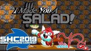 (TAS) I made you a Salad (SHC 2019) - Speedrun