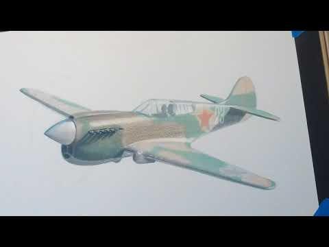 P-40K, Lend-Lease