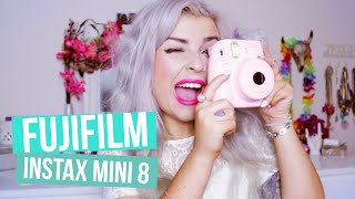 Fujifilm Instax Mini 8 - How to use amp Review