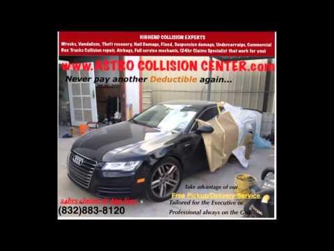Houston Collision Repair AstroCollisionCenter Houston Body Shops, Auto Body Shops