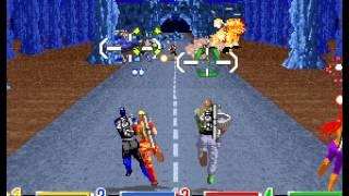 G.I. Joe arcade 4 player Netplay game