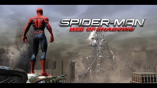 Spider-Man Web of Shadows (PS3) Part 1