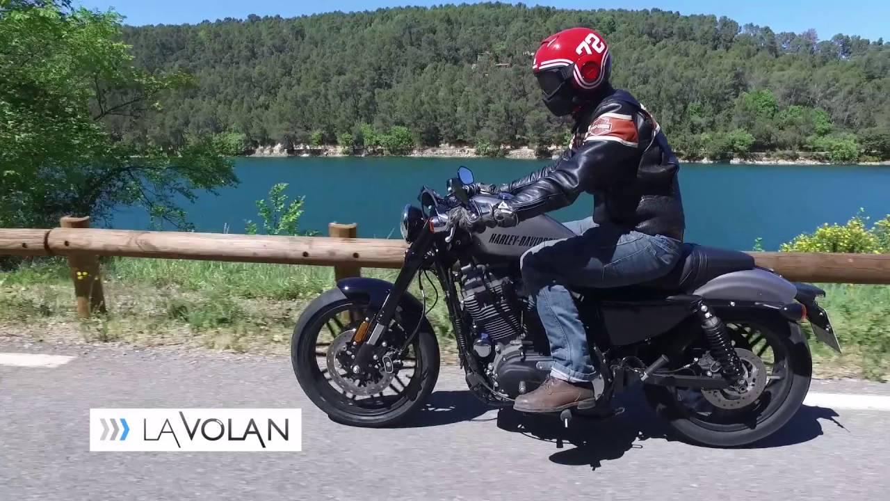 Harley Davidson: Harley-Davidson Sportster Roadster First Ride