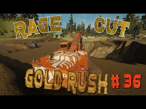 Pine Valley Hard mode Gold rush the game Part 36 The RAGE Cut