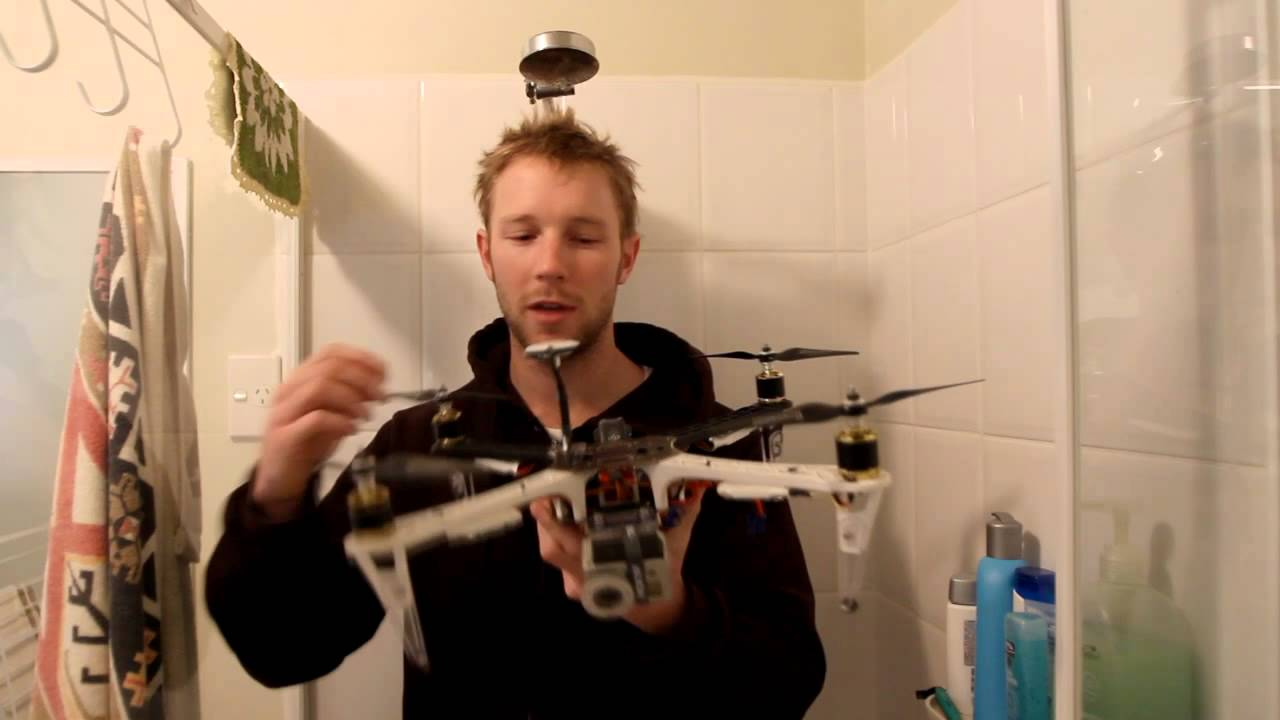 A look at DJI Flame Wheel F450 (Cruddcopter V2) and COST ($)