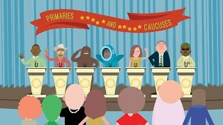 How We Choose Our President: Primaries and Caucuses