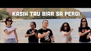 Download Kasih Tau Biar Sa Pergi - Indah Ft Bagarap (Official Music Video)