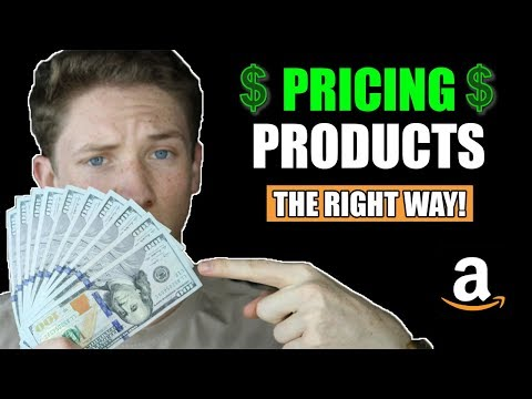 How To PRICE Your PRODUCT On Amazon (PRICE Even HIGHER Then COMPETITORS!)