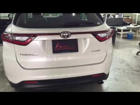Toyota Harrier Turbo👉2019 Installed Electronic Tailgate Lift N Vaccum Lock