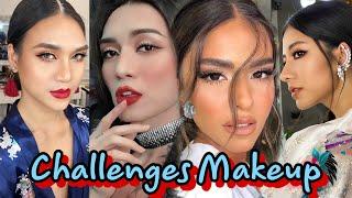 Challenges Makeup Cosplay Artist | Thử Thách Makeup Cho Nhau | Hoá Thân BB Trần