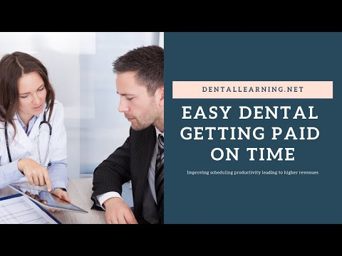 Easy Dental - Getting paid on time