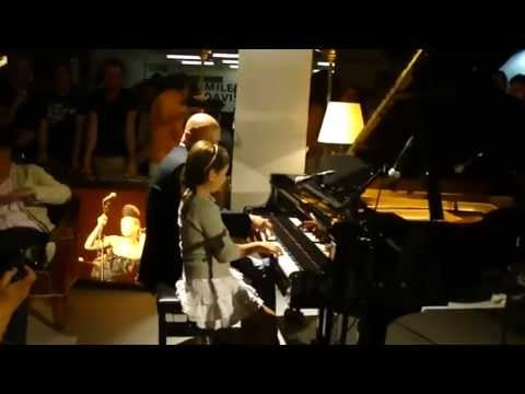 Montreux Jazz Festival - Emily Bear & Quincy Jones