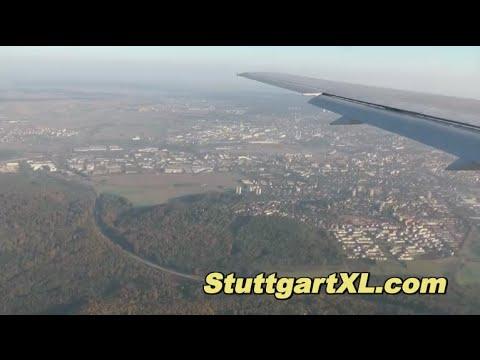 Flug von Atlanta nach Stuttgart