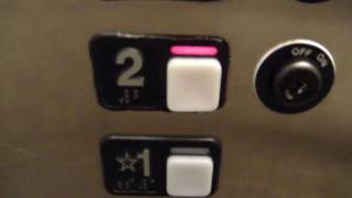 Schindler MT Hydraulic elevator @ TJ Maxx fashion center Ridgewood NJ