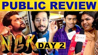 NGK Movie Public Review – Day 2