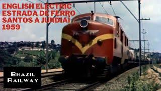 English Electric EFSJ - 1959