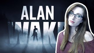 ALAN WAKE #1 Światłem po oczach! - Na żywo