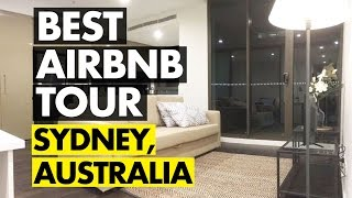 Gambar cover Sydney, Australia--AIRBNB APARTMENT TOUR & REVIEW!!!