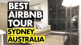 Sydney, Australia--airbnb Apartment Tour & Review!!!