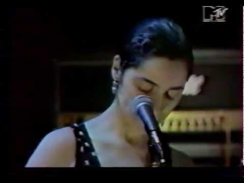 P.J. Harvey - 1993 MTV Studios