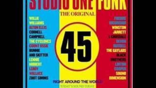 Im (Cedric Brooks) & Sound Dimension : Love Jah