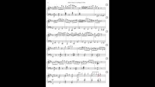 Piano Sheet Music Jazz Arrangement Of Christmas Song Santa Claus Is Coming To Town By Jacob Koller Youtube