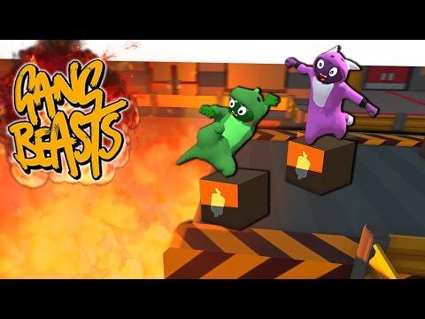Die besten MAPS aller ZEITEN! | Gang Beasts