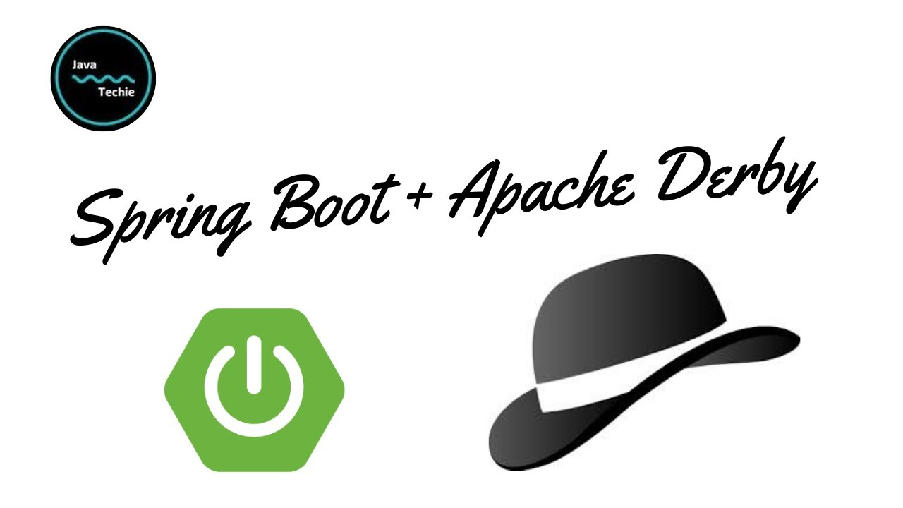 Spring Boot with Apache Derby Embedded Database | Java Techie