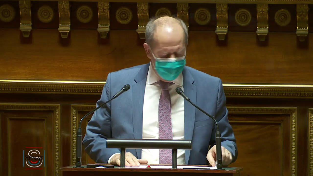 Dany WATTEBLED : Conclusions CMP - Projet de loi organique relatif à l'élection présidentielle