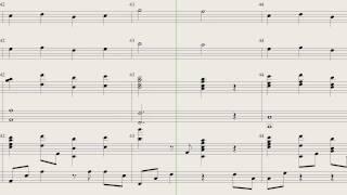 Falling Slowly (Once) sheet music / score
