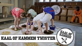 Kaal of Kammen Twister | Gekkenhuis