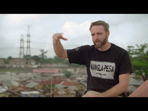 Documentary on Will Ruddick and Kenyan Community Currencies (HD)