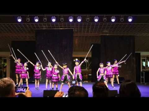 Esplanade Octoburst 2016 Kids Performing Academy of the Arts - Show Business 3of5[HD]