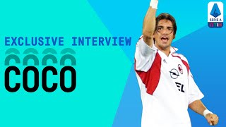 Milan-Juve is the Most Important Game in Italy! | Francesco Coco | Exclusive Interview | Serie A TIM