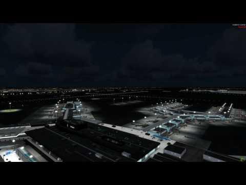 [Vatsim] Amsterdam Radar (EHAA_W_CTR) 2017-01-12