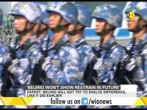 Beijing won't show any restraint in future
