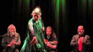 "Bay Area Flamenco Presents Lakshmi ""La Chimi"" TARANTOS"