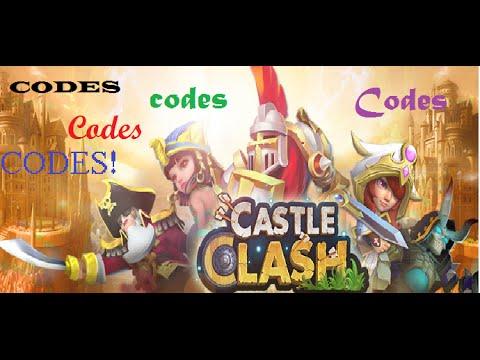 Castle Clash CODES!! (Schnelligkeit Zählt!) ⭐Sk